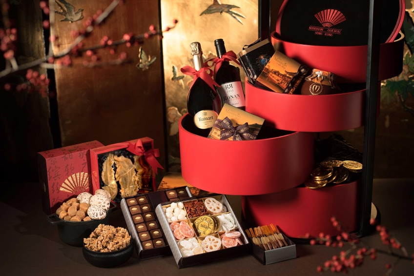 文華餅店 Mandarin Cake Shop-2-婚禮服務