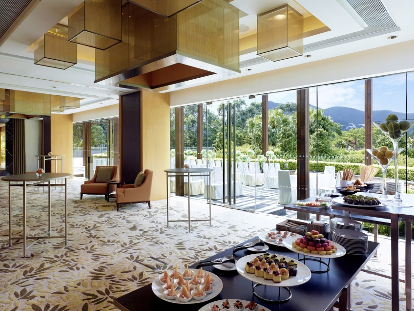 香港沙田凱悅酒店 Hyatt Regency Hong Kong, Sha Tin-2-婚宴場地
