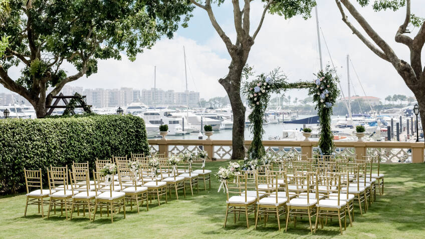 黃金海岸鄉村俱樂部‧遊艇會 Gold Coast Yacht and Country Club-1-婚宴場地