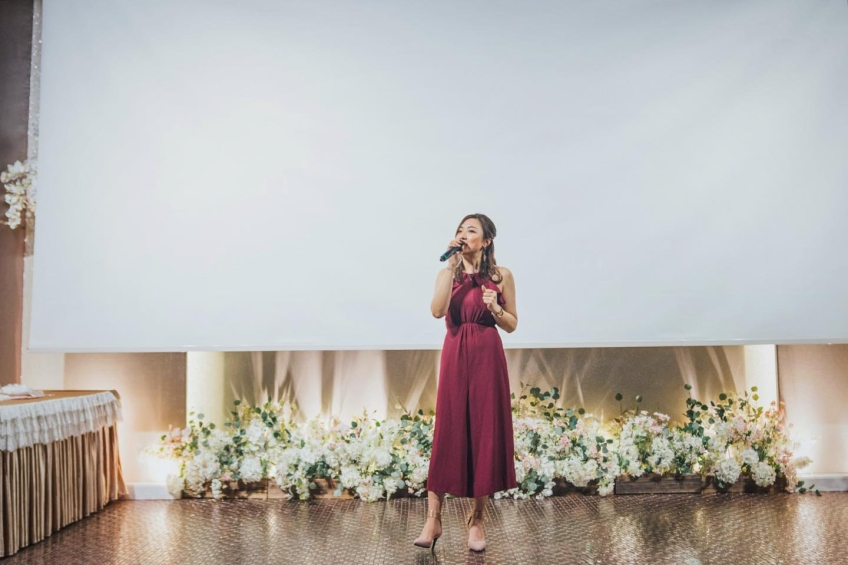 MC Jessie TSO - Wedding Planner & MC-0-婚禮當日