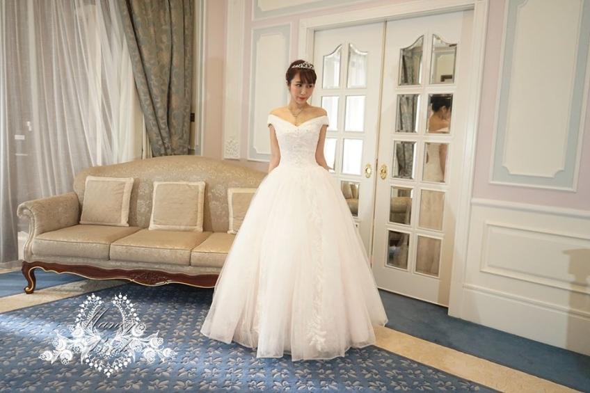 Manège Bride-2-婚紗禮服