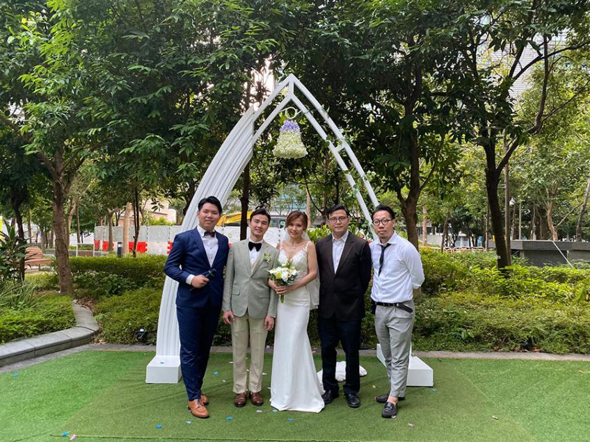 岑漢和律師 Shum Hon Wo-4-婚禮服務