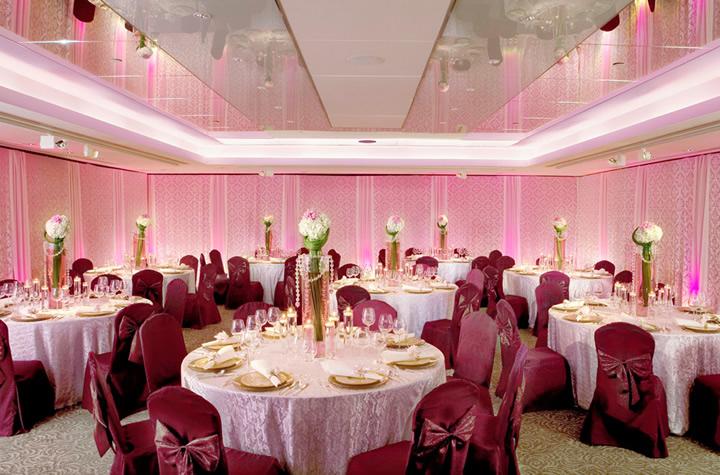 富豪香港酒店 Regal Hongkong Hotel-3-婚宴場地