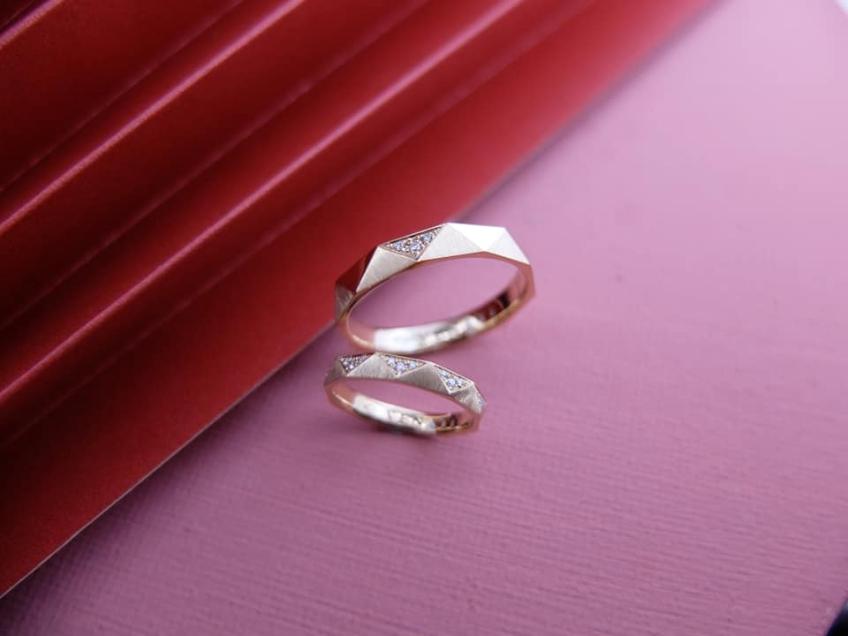 VENATI L'arte Italia-1-婚戒首飾