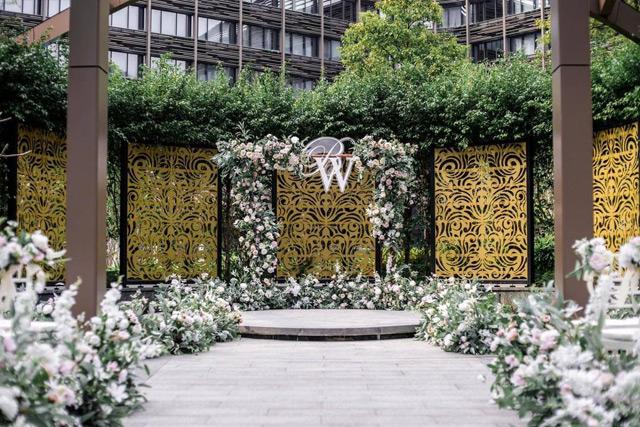 FREE CONCEPT WEDDING DECORATION-2-婚禮當日