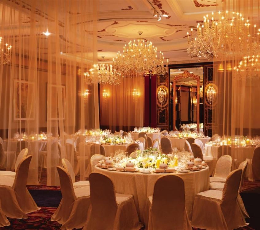 港島香格里拉大酒店 Island Shangri-La, Hong Kong 3 婚宴場地
