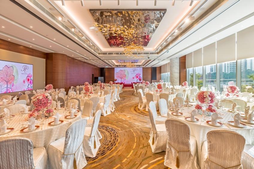 香港旺角希爾頓花園酒店 Hilton Garden Inn Hong Kong Mongkok-0-婚宴場地