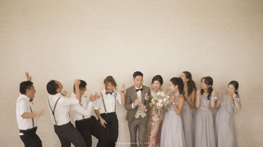 C.lok-4-婚禮當日