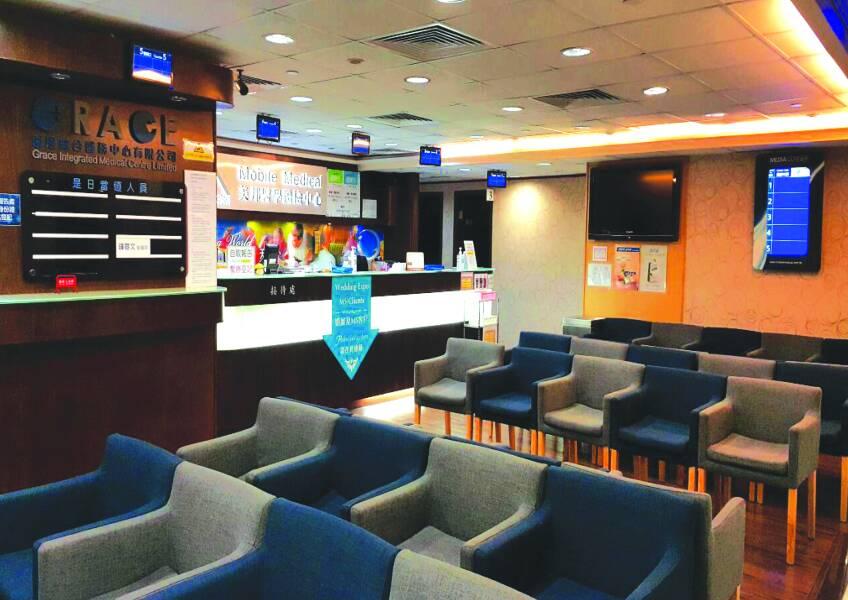 美邦醫學體檢中心 (佐敦薈) Mobile Medical (JD Mall)-0-婚禮服務