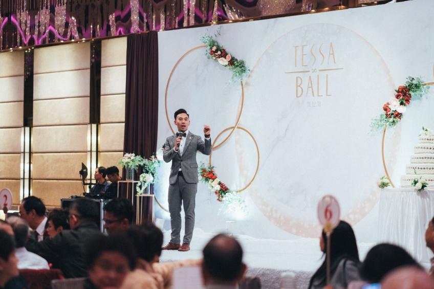 MC Peter Yuen-0-婚禮當日