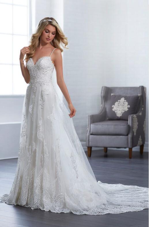 Blossom Wedding-1-婚紗禮服