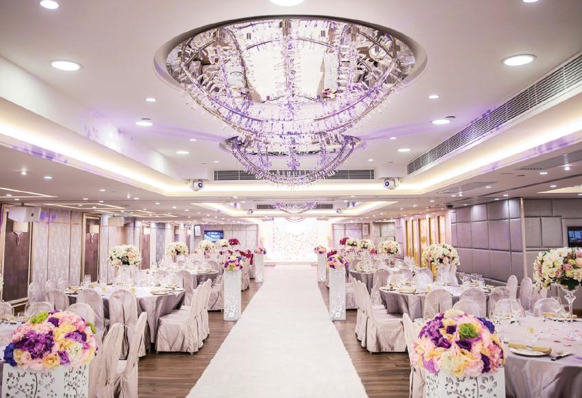 澳門賽馬會 - 黃金閣 Macau Jockey Club - Golden Restaurant-0-婚宴場地
