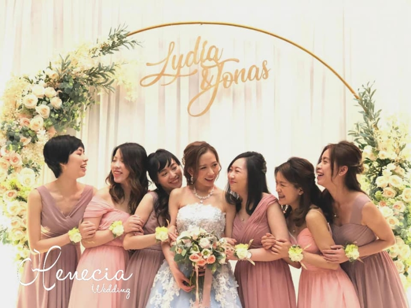 Henecia Wedding-3-婚紗禮服