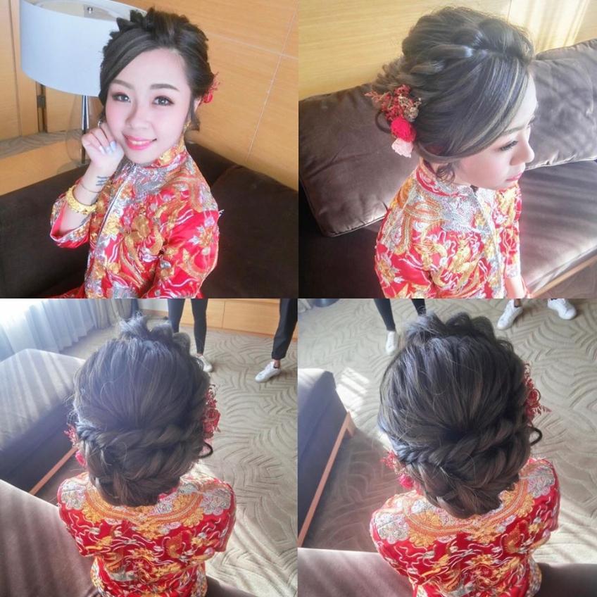 Rain Makeup & Hairstyle Workshop-1-化妝美容