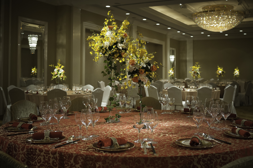 馬哥孛羅香港酒店 Marco Polo Hongkong Hotel-4-婚宴場地