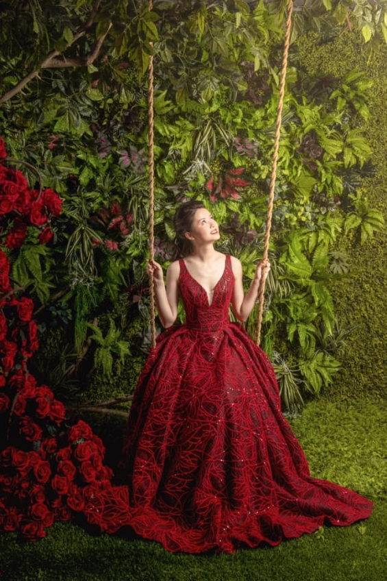 Bridal Sweet Garden-3-婚紗禮服