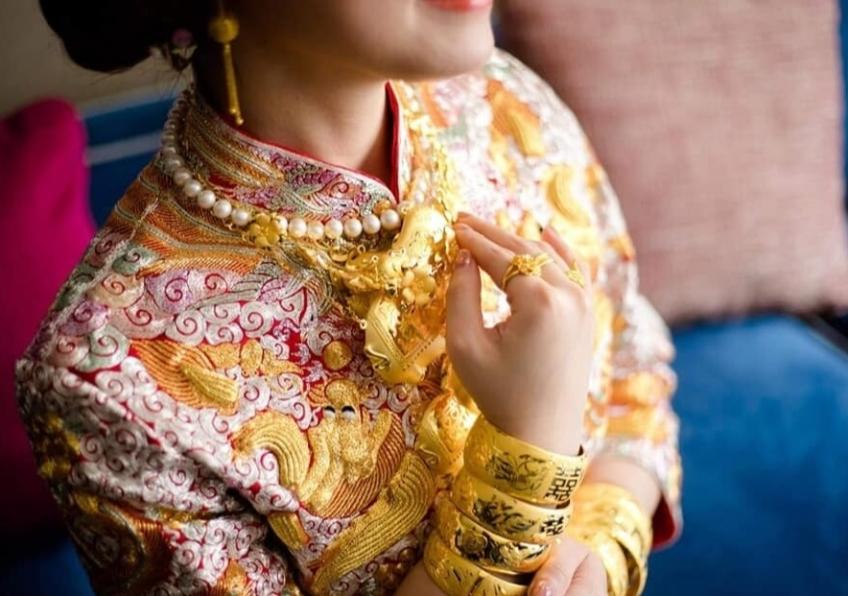 永隆繡莊 Wing Lung Embroidery-0-婚紗禮服