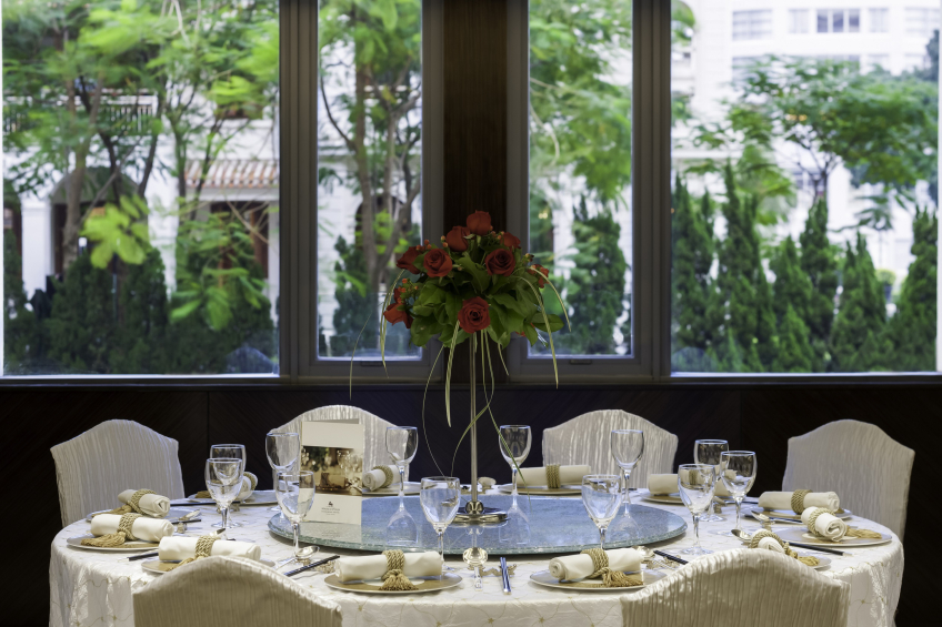 馬哥孛羅香港酒店 Marco Polo Hongkong Hotel-3-婚宴場地