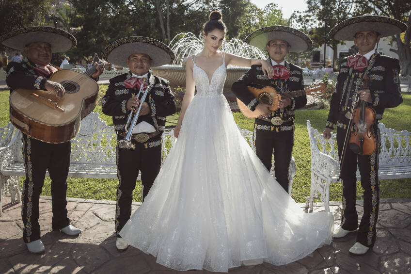 Secret White Bridal-4-婚紗禮服