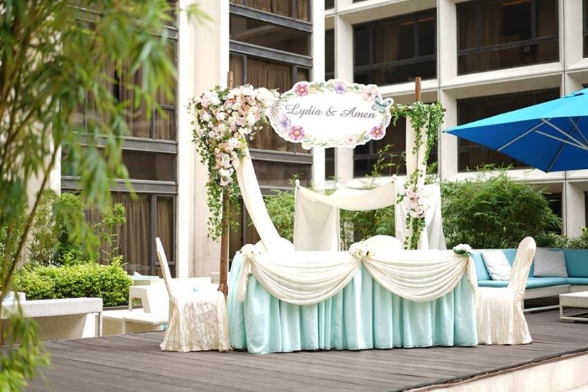 Maple Floral & Gift 妍楓-0-婚禮當日