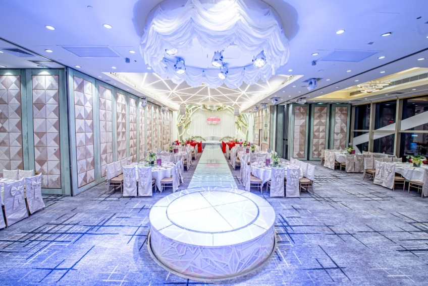 煌府婚宴專門店 (The ONE) Palace Wedding Banquet (The ONE) 4 婚宴場地