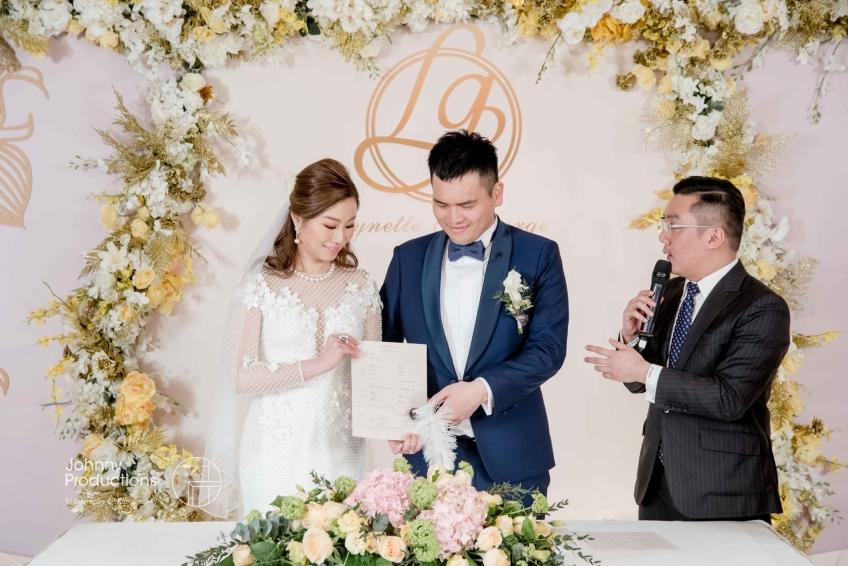 戴秉信律師 Frederick Tai 12 婚禮服務