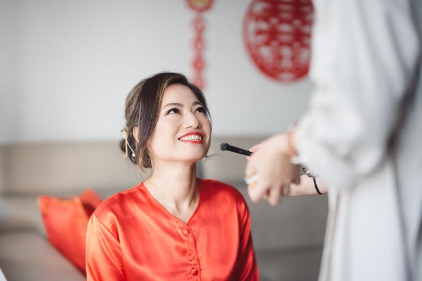 Sayso Hair and Makeup-0-化妝美容