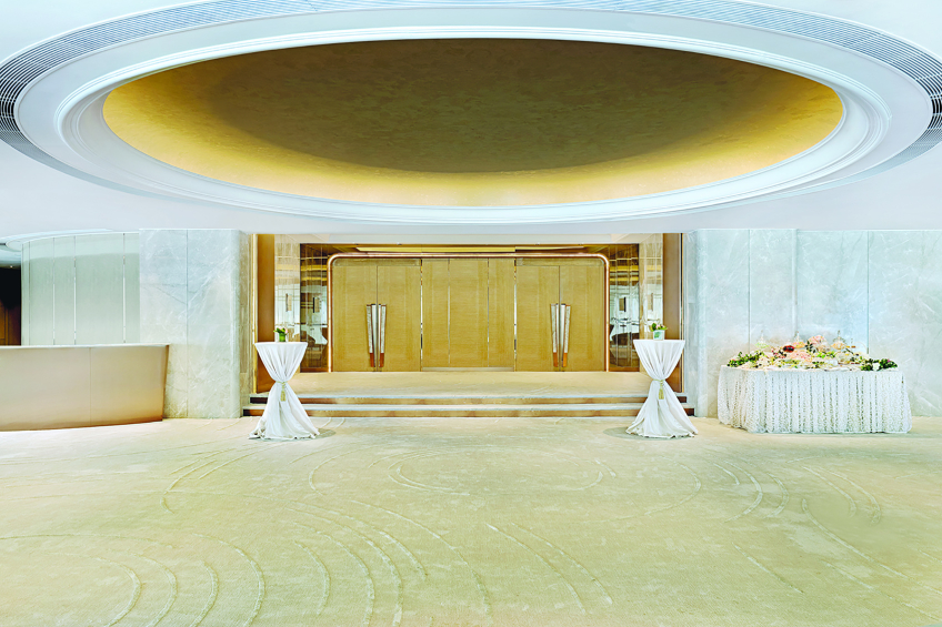 九龍海逸君綽酒店 Harbour Grand Kowloon-4-婚宴場地