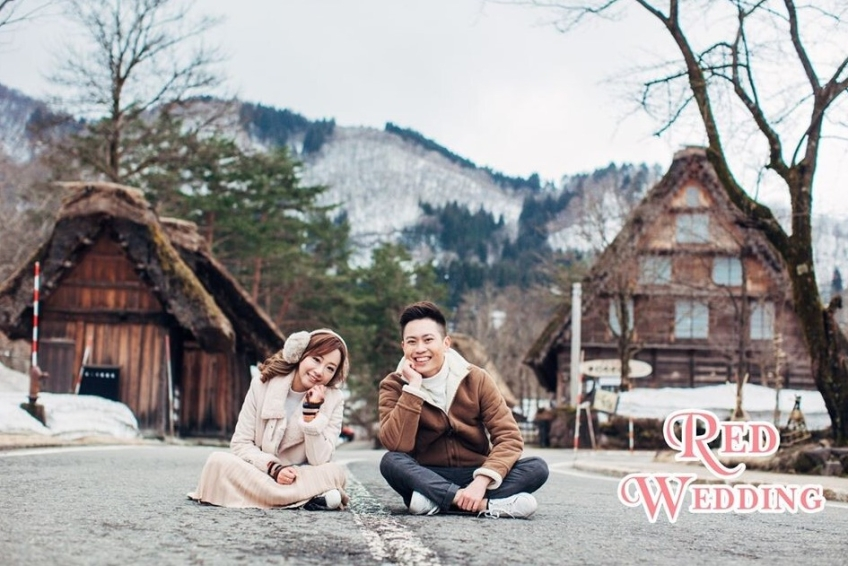 Red Wedding-0-婚紗攝影