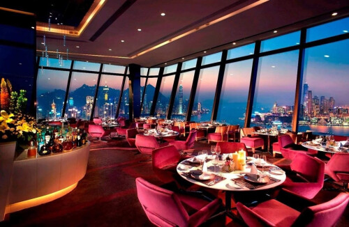 港島海逸君綽酒店 Harbour Grand Hong Kong-0
