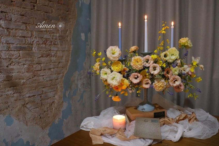 Amen Florist & Decor-4-婚禮當日