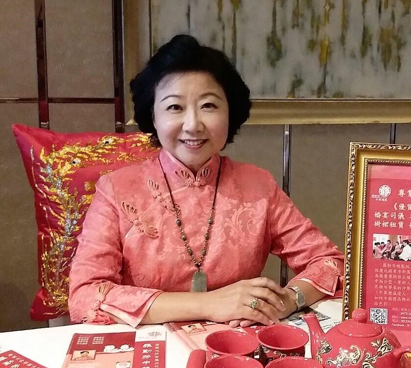 羅勤芳中華禮儀專業大妗 Lo Kan Fong Chinese Wedding-4-婚禮服務