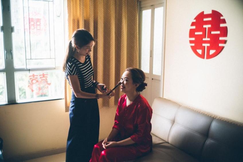 Heti Makeup & Hairstyling-2-化妝美容