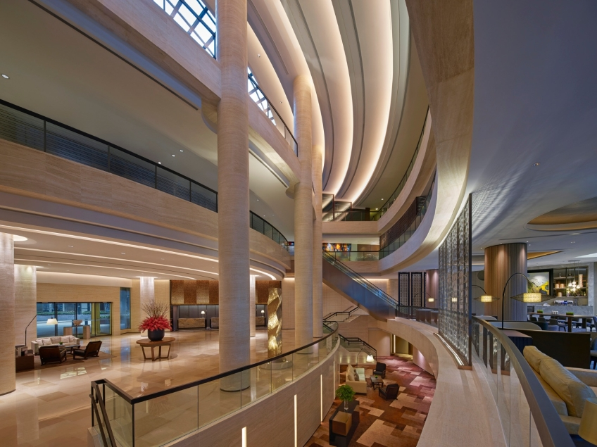千禧新世界香港酒店 New World Millennium Hong Kong Hotel-4