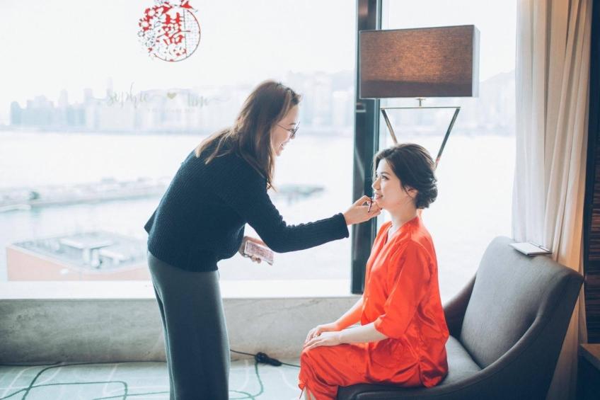 化妝菇 MakeupGU-4-化妝美容