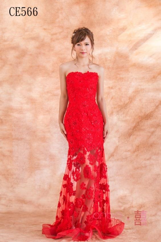 囍Couple-0-婚紗禮服