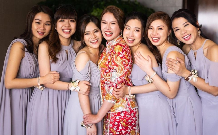 JC House Wedding 婚紗晚裝姊妹裙媽媽衫專門店-3-婚紗禮服