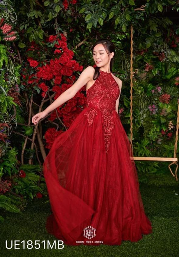 Bridal Sweet Garden-2-婚紗禮服