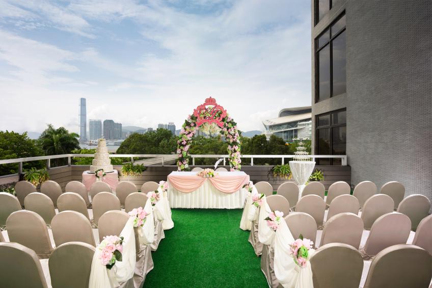 灣景國際 The Harbourview, Hong Kong-2-婚宴場地