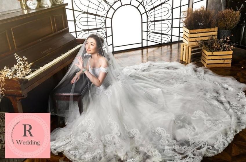 R Wedding-0-婚紗禮服