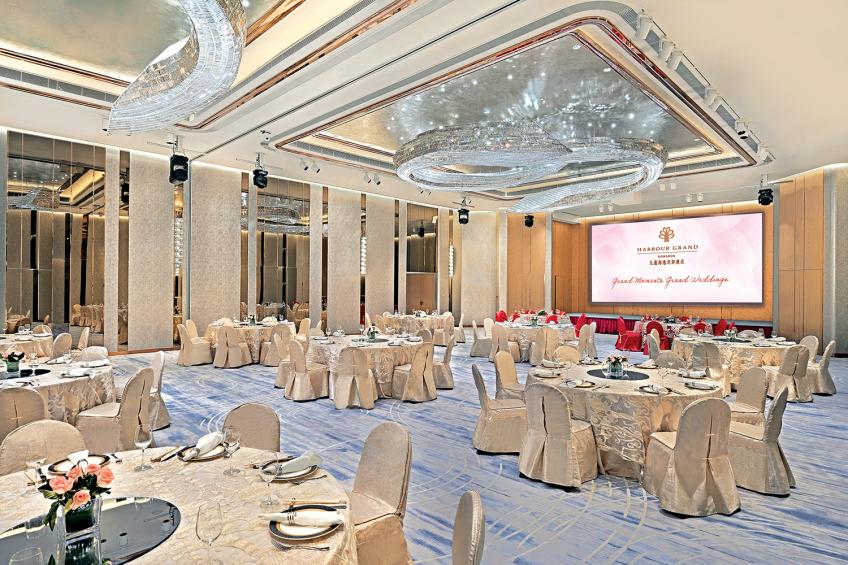 九龍海逸君綽酒店 Harbour Grand Kowloon-0-婚宴場地