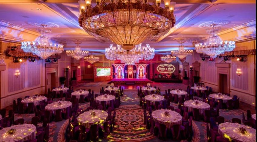 香港迪士尼樂園酒店 Hong Kong Disneyland Hotel-2-婚宴場地