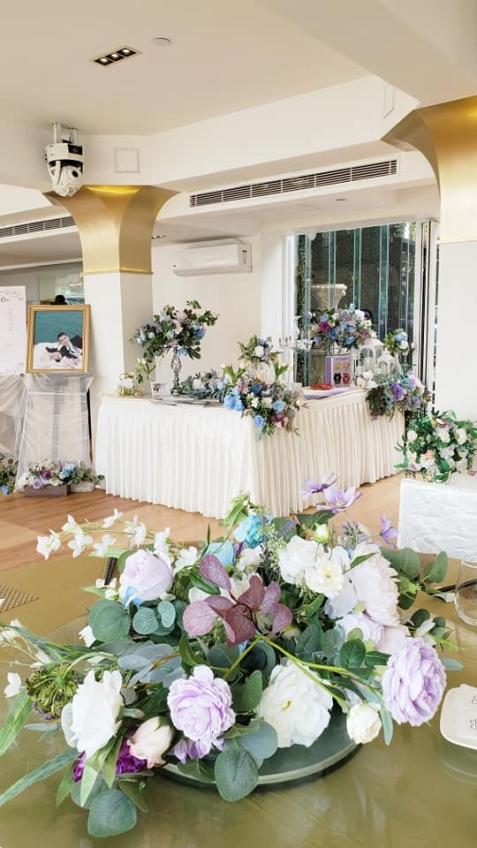 LaLa Design & Decoration-3-婚禮當日