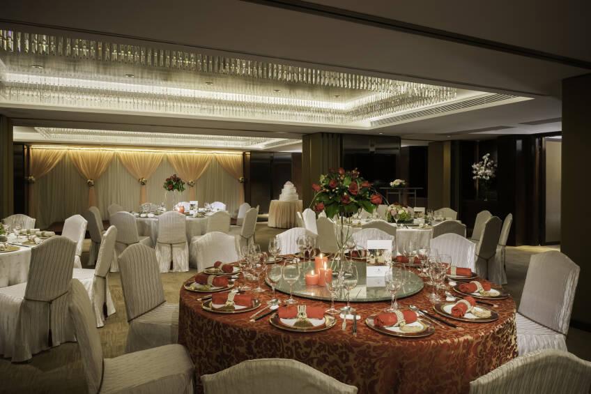 馬哥孛羅香港酒店 Marco Polo Hongkong Hotel-2-婚宴場地