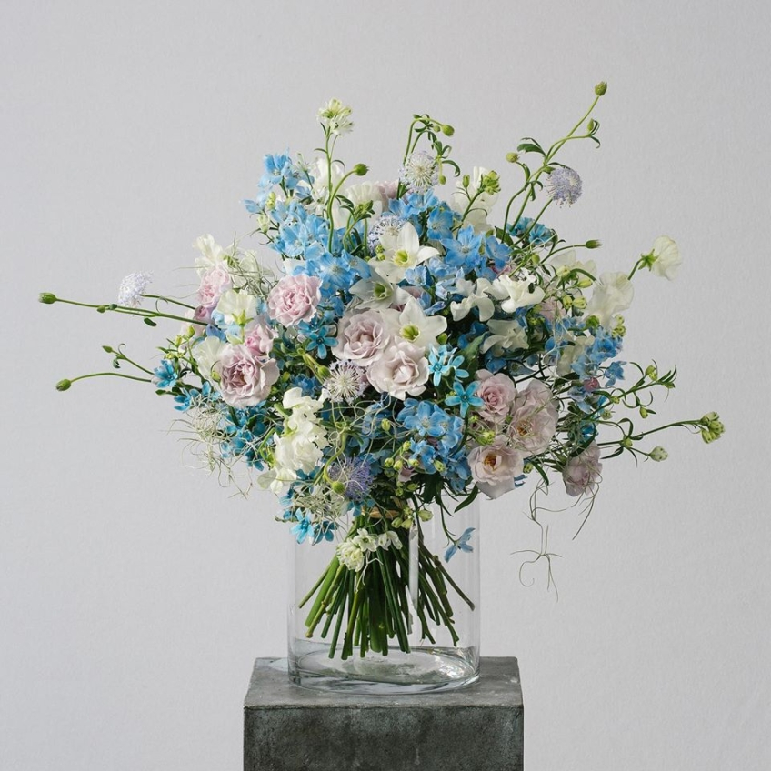 Flannel Flowers (Times Square)-4-婚禮當日