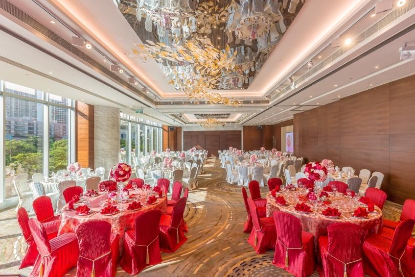 香港旺角希爾頓花園酒店 Hilton Garden Inn Hong Kong Mongkok-3-婚宴場地