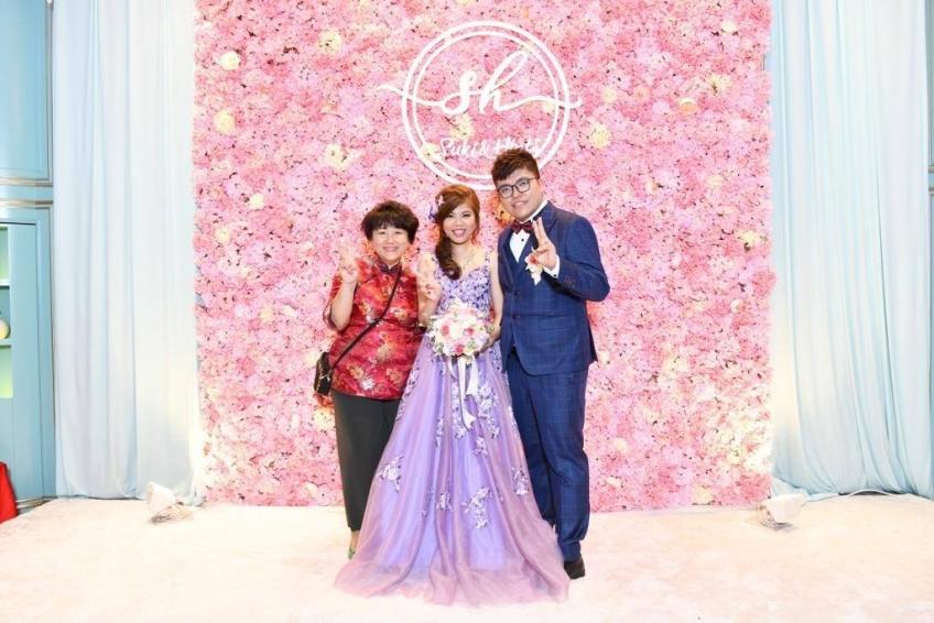 大妗姐寧寧姐 Ning Wedding-0-婚禮當日