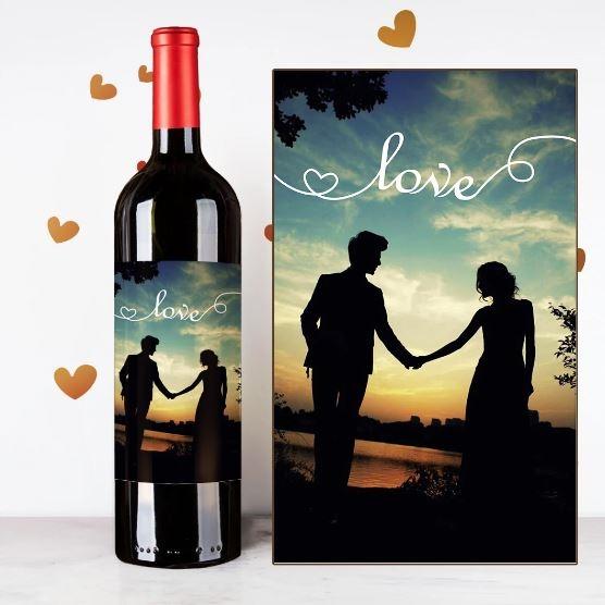 Design Your Own Wine 香港酒瓶雕刻-4-婚禮服務