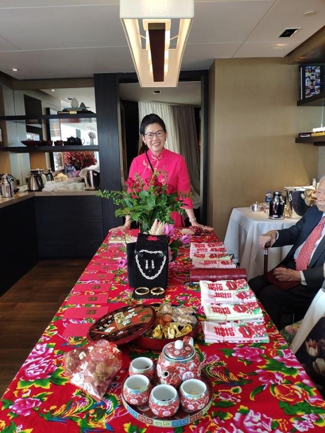 甜姐兒大妗團隊 Sweet Aunt-3-婚禮服務