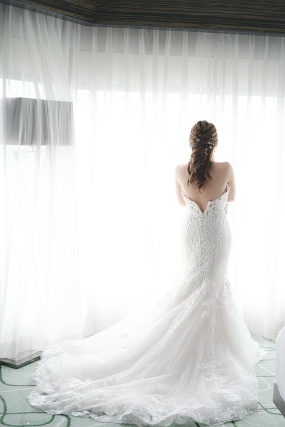 虢樑 Stein Image-0-婚禮當日